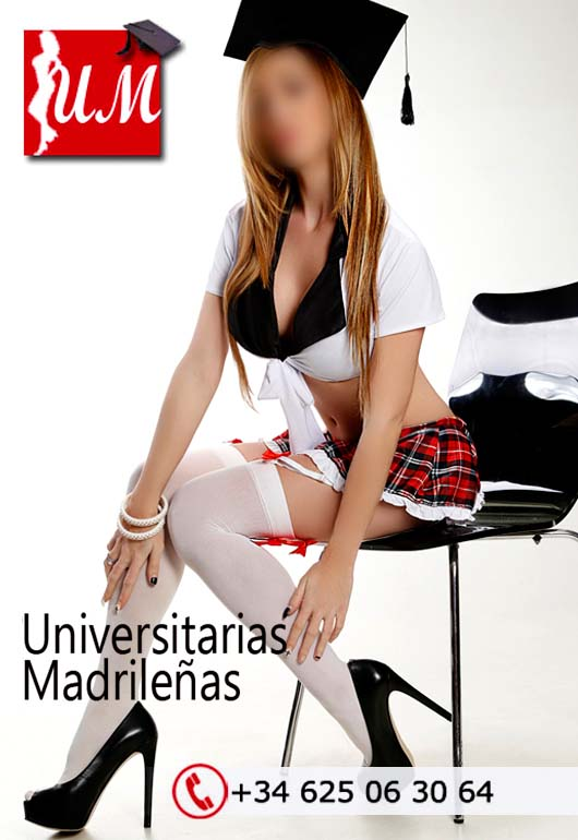 Universitarias Madrileñas